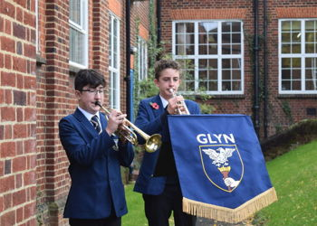 Glyn School Remembers