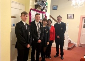 Visit to Hendford Care Home