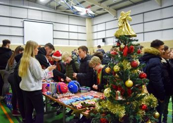 £2,634 for charity at Christmas Fair
