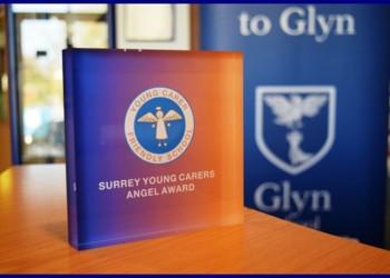 Surrey Young Carers - Angel Award