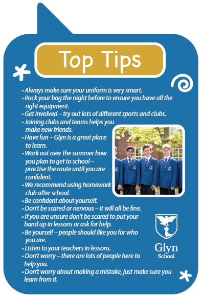 Top tips 2