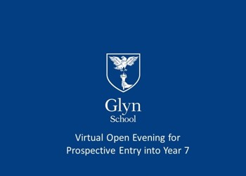 Virtual Open Evening 2020