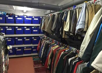 Clothes Sought for Charity