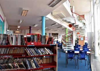 Years 7, 8 and 9 'CHECK IT OUT!' Library Bulletin