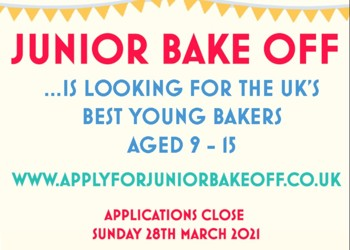 Junior Bake Off 2021