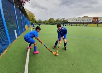 Hockey at Glyn School