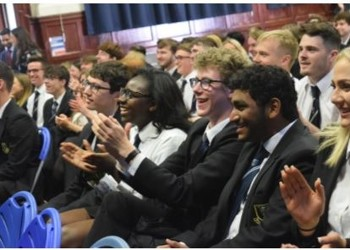 Goodbye to Year 13 Students!