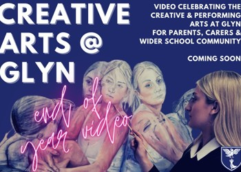 Coming Soon! A Celebration of Creative Arts at Glyn