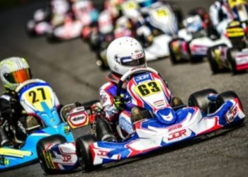 Kart Championship for George 7A