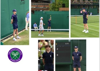 Wimbledon Ball Boys Congratulations