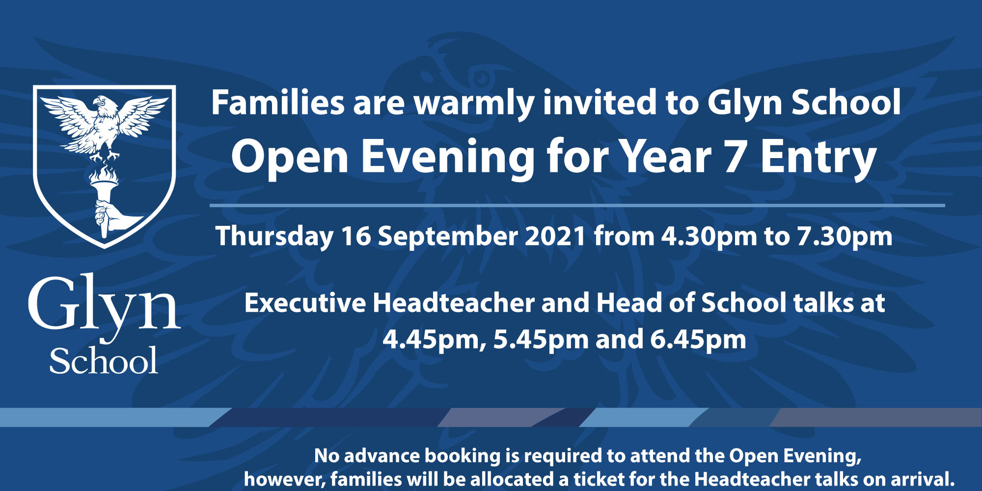 Year 6 into Year 7 Open Evening