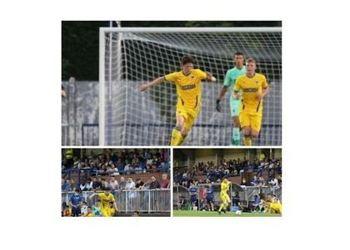 Football Success for Ollie 11D