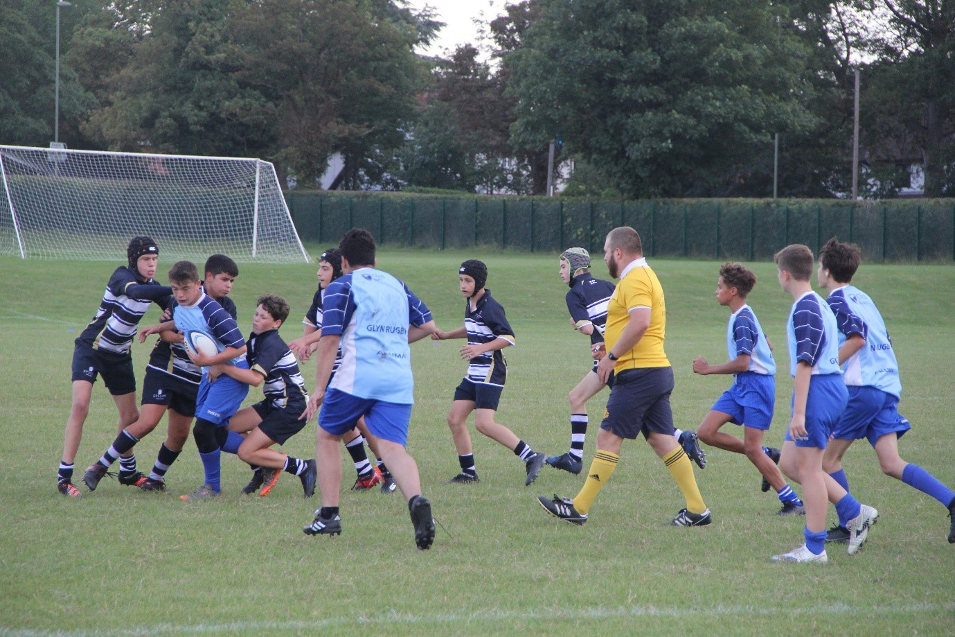 Year 9 Rugby pic